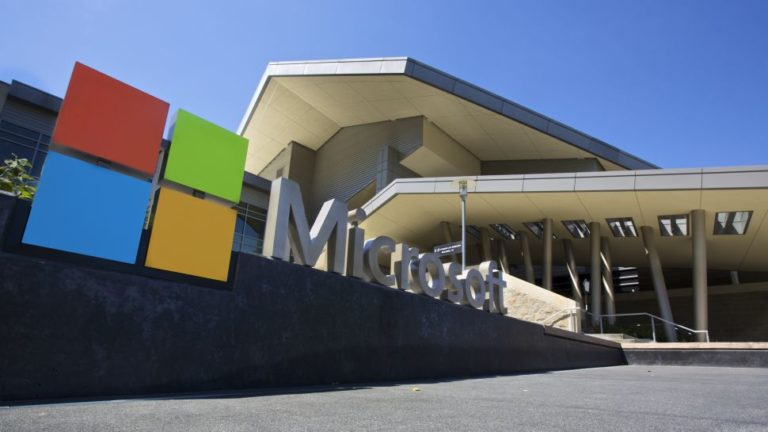 Microsoft topples Amazon as second-biggest US company