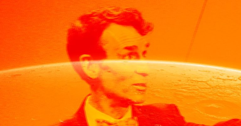 "Bill Nye on Terraforming Mars: ""Are You Guys High?"""