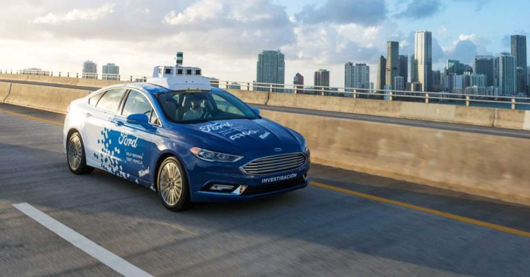 Ford and Walmart Want Self-Driving Cars to Deliver Your Groceries