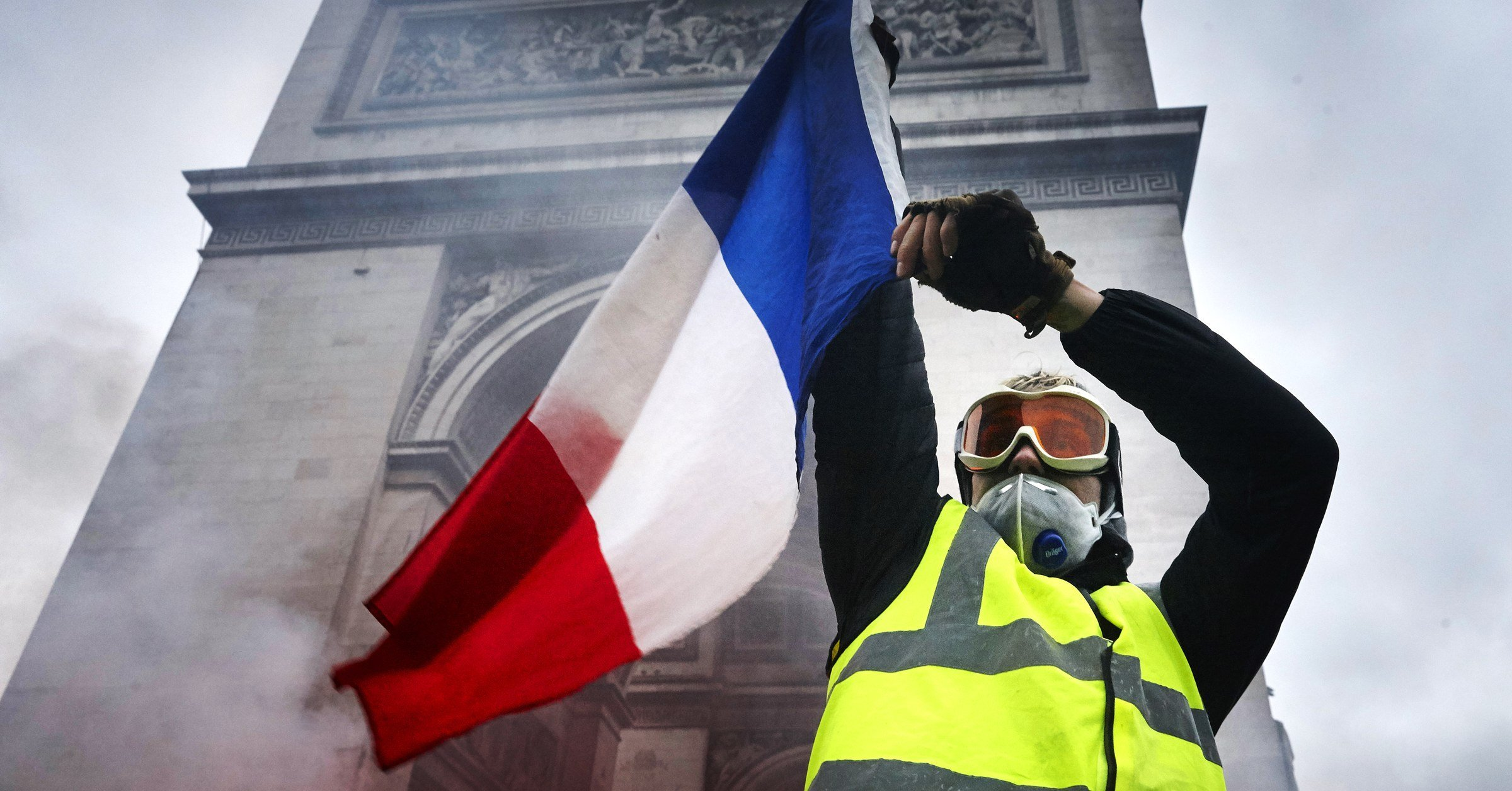 FB groups French protests 1067377638
