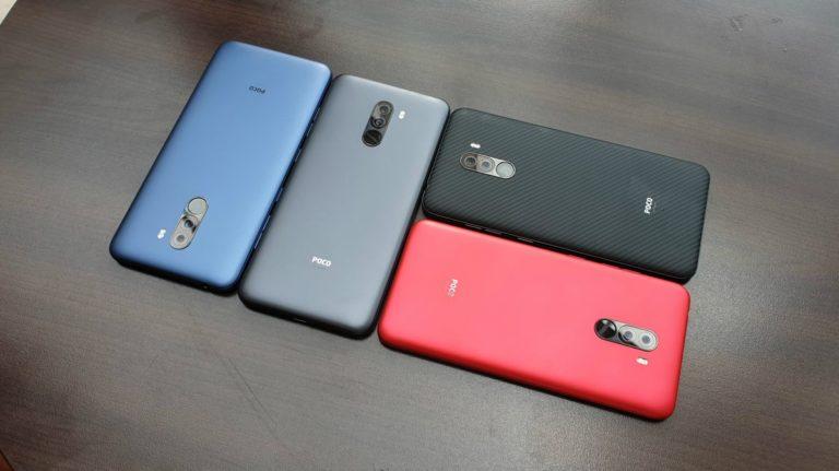 Xiaomi Poco F1 gets a permanent price cut