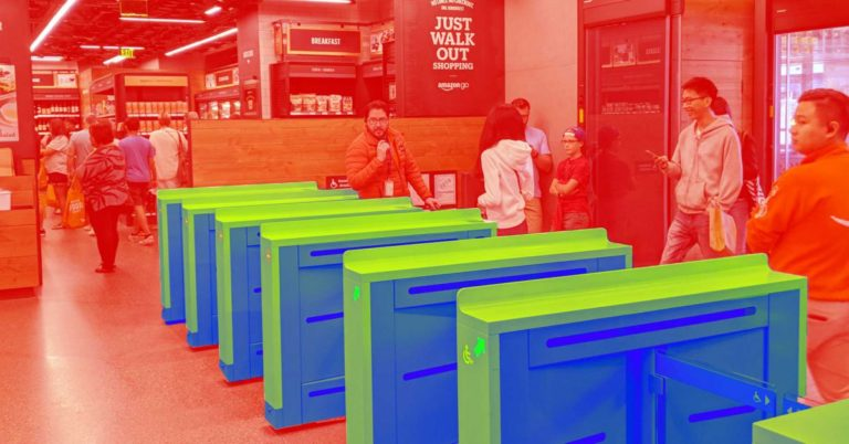 Amazon Is Testing Its Cashierless Tech in Big Box Stores
