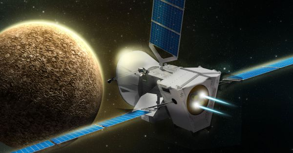 biggest ion drive ready to shoot spacecraft to mercury