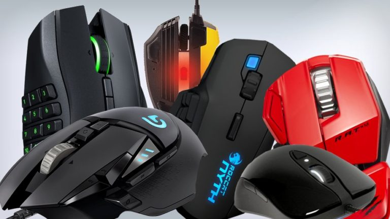 Best gaming mouse 2018: the best gaming mice you can buy