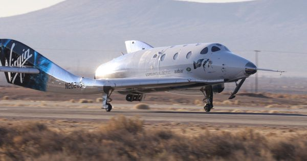 Did Virgin Galactic's Spaceplane Reach Space? Depends Who You Ask