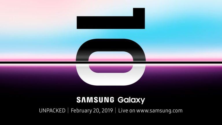 Samsung Galaxy S10 launch event live blog: we'll be live from Galaxy Unpacked