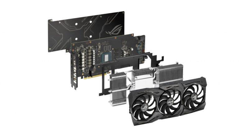 Asus announces four GeForce GTX 1660 Ti variants