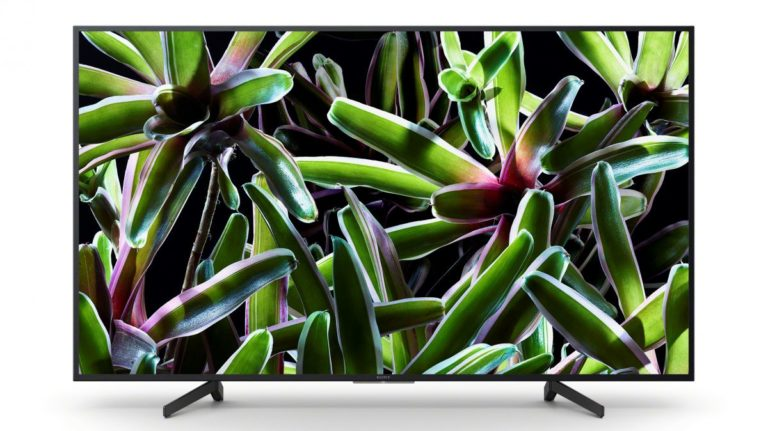 Sony is lining up more 4K HDR TVs for 2019