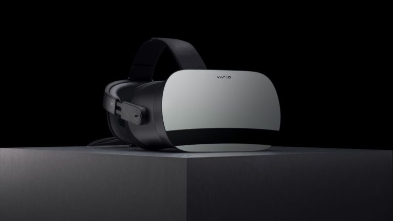 New VR headset offers truly 'retina' resolution for an immense price