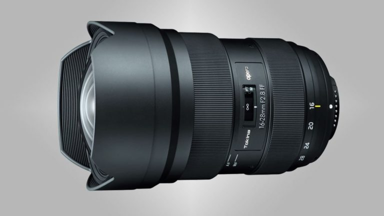 Tokina unveils affordable opera 16-28mm f/2.8 FF lens