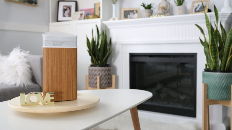 Fluance's new wireless speaker has double the battery life you'd expect