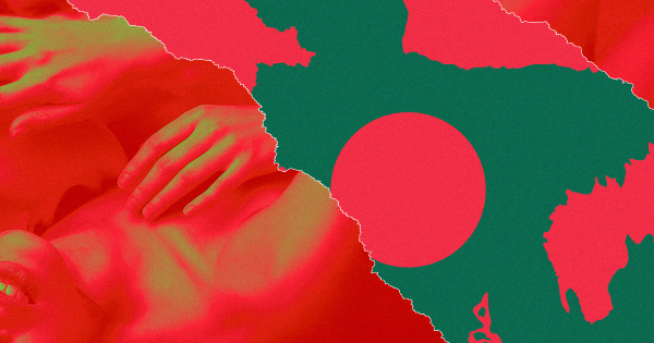 bangladesh social media war pornography