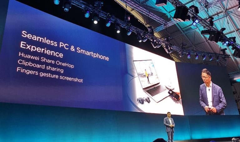 Huawei unveils the future of file-sharing