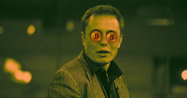 elon musk bitcoin better paper money