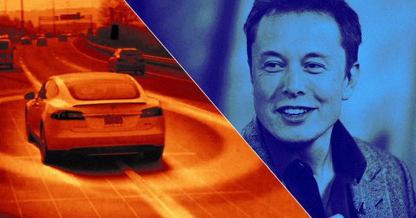 elon musk full self driving 2020