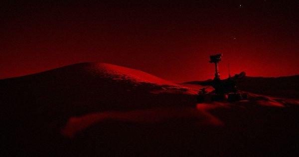 nasa goodbye opportunity mars rover