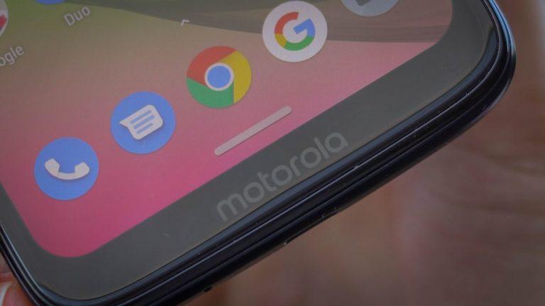 Motorola exec says company is working on foldable phone