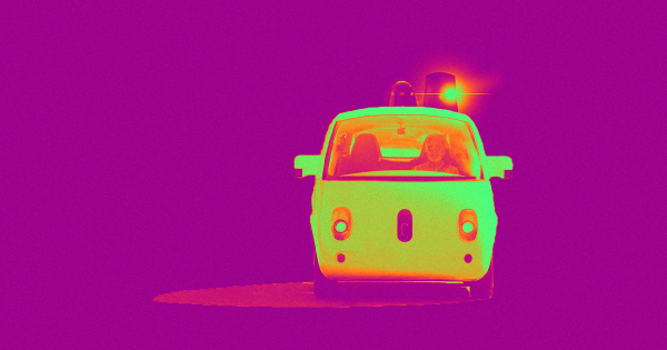 police control self driving cars