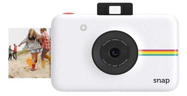 Polaroid Snap Instant Digital Camera Review