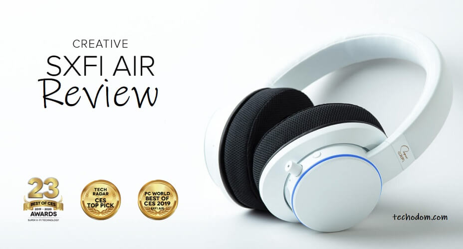 Creative SXFI Air Bluetooth Headphones